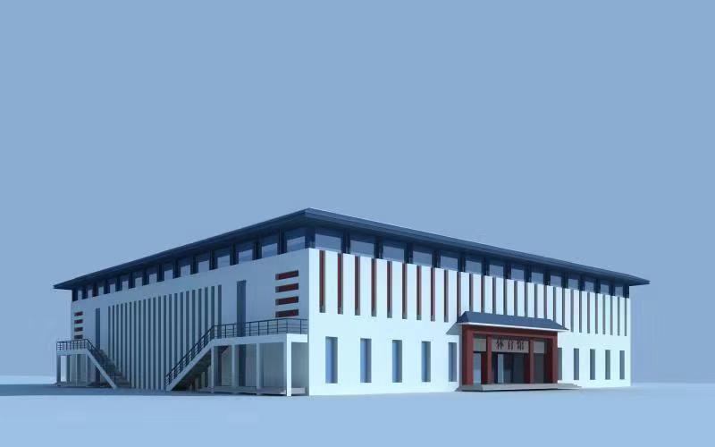 黔东南州高级技工学校实训楼食堂体育馆建设项目