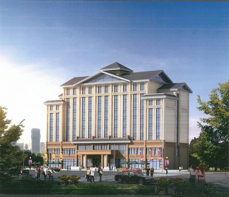 凯里市大十字街道金井村便民服务中心建设项目